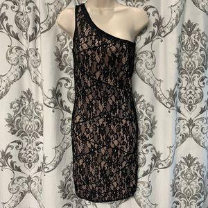 XOXO | One-Shoulder Dress